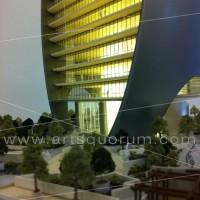 Petrides Architectural Models